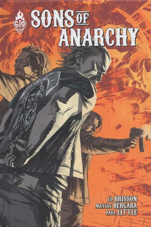 Sons of anarchy - 4. Tome quatre