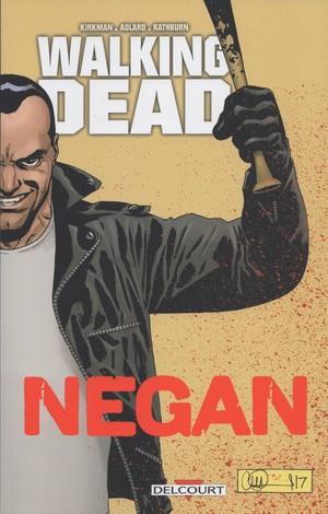 Walking dead - 0. Negan