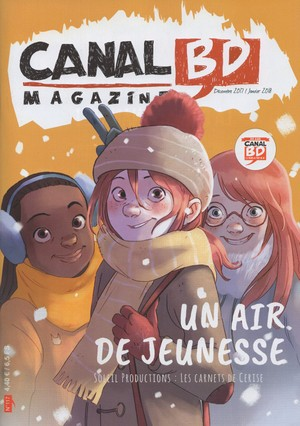 Canal BD magazine - 117.