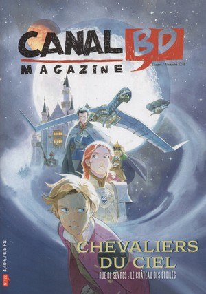 Canal BD magazine - 122.